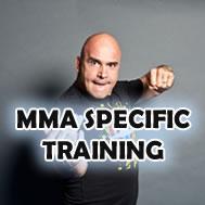 MMA Specific Training